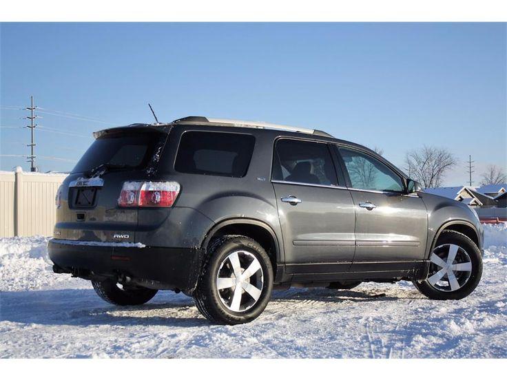 Maverick Car Company - Photos for 2011 GMC Acadia SLT-1