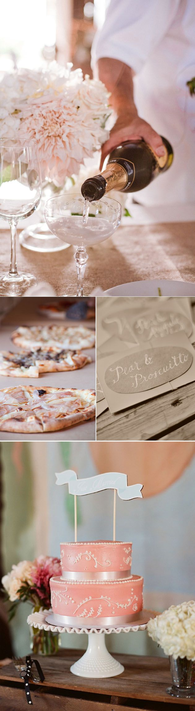 Cake And Punch Reception Decor : 31 best images about Cake and Punch Wedding on Pinterest