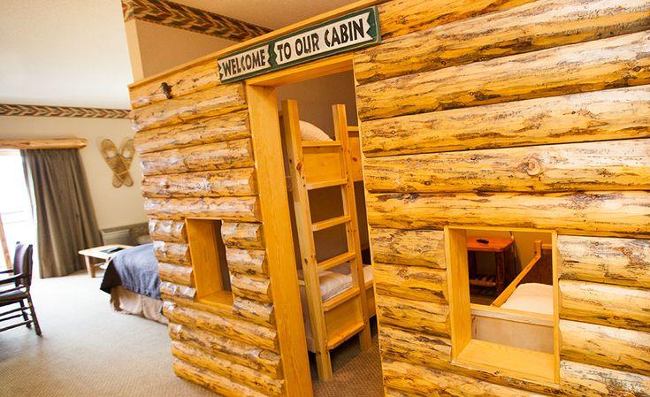 KidCabin® Suite at Great Wolf Lodge Cincinnati/Mason ...