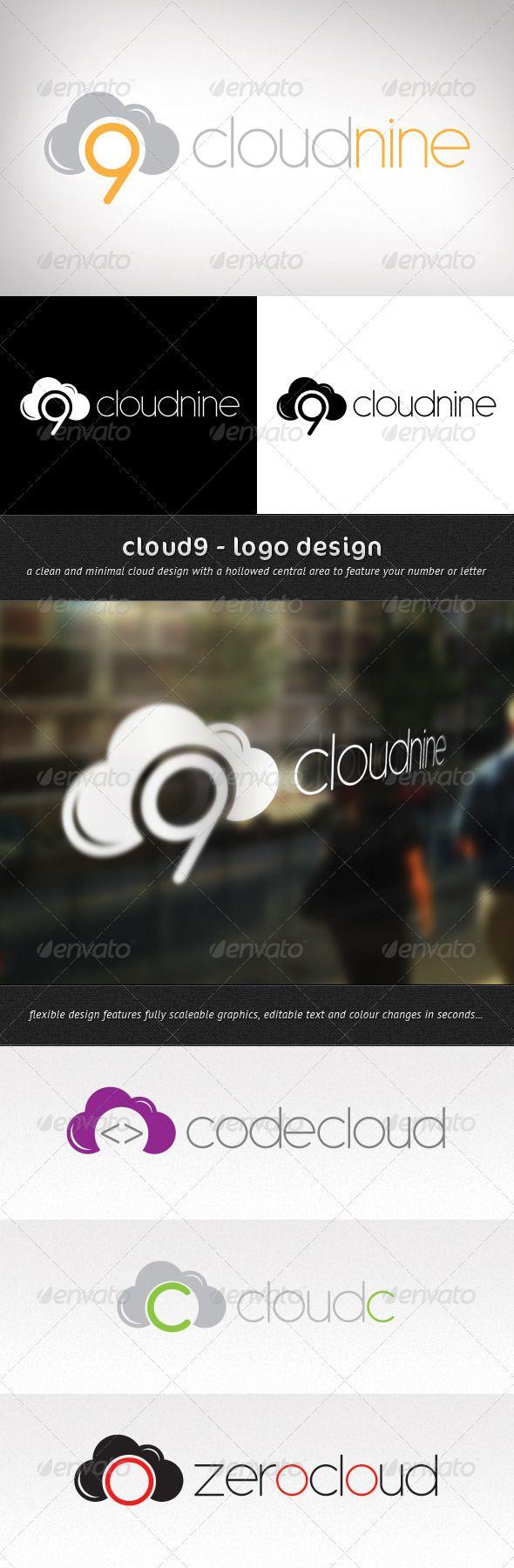 Cloud9 - Logo Design