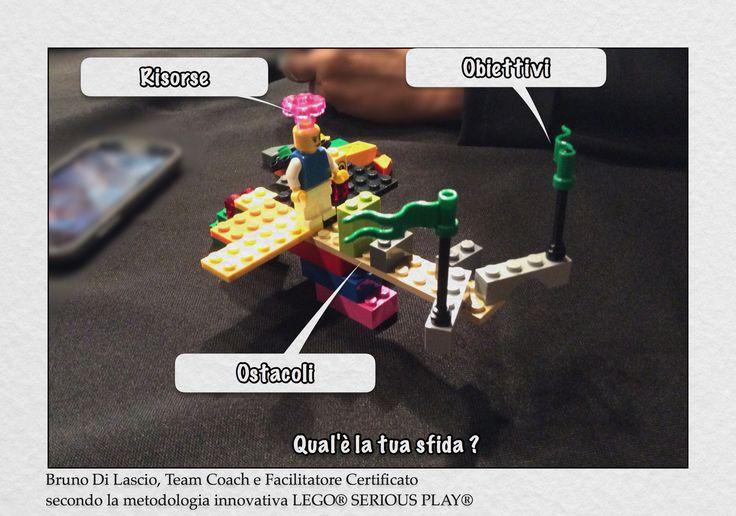 Lego Serious Play, la metodologia che rende tangibile l'intangibile.
