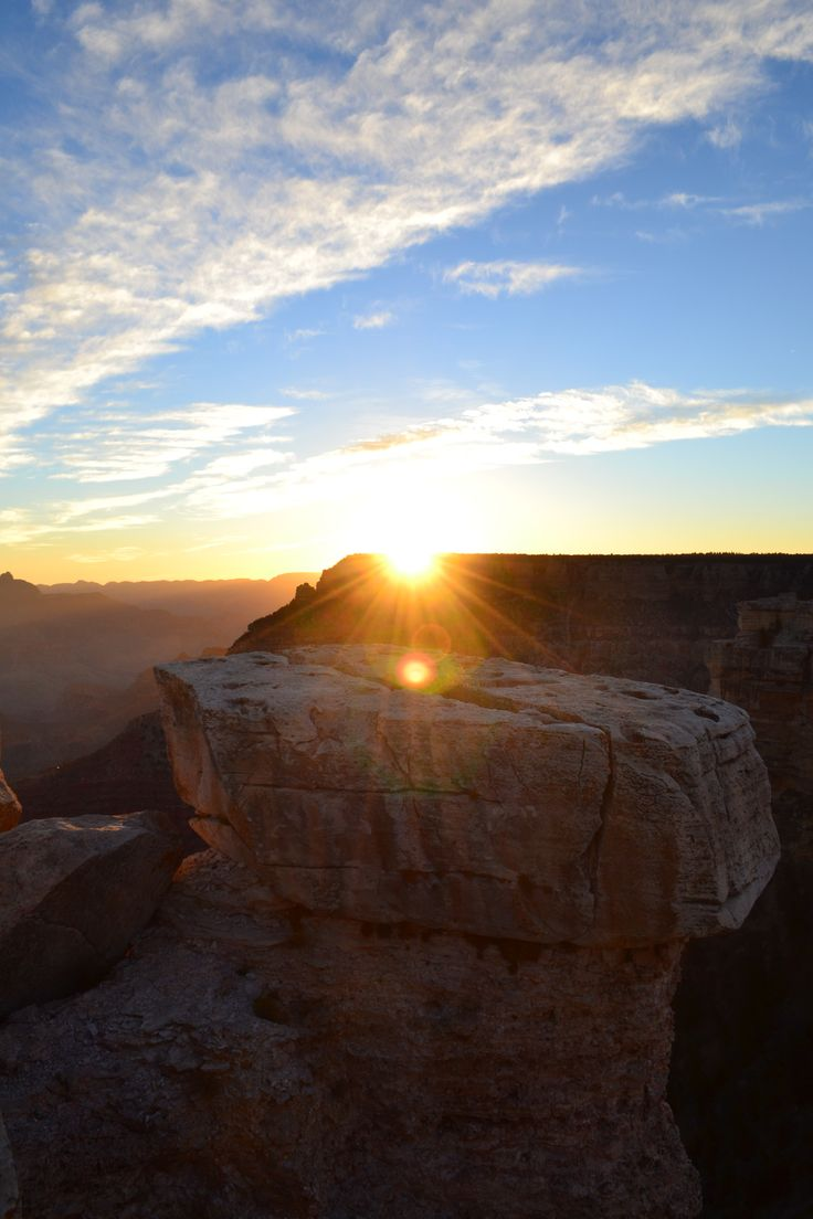 Grand Canyon Sunrise October 2016