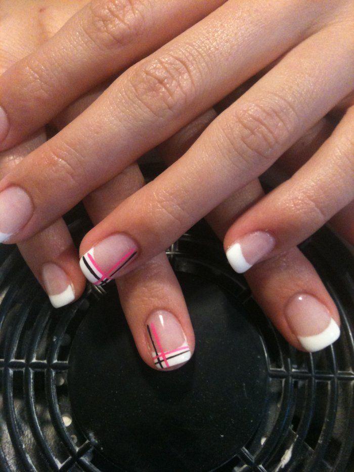Image – julie – Déco d'ongle en gel nail art – Skyrock.com