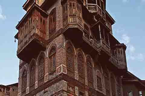 """""""The Taq (timber-laced masonry) and Dhajji-Dewari (timber frame with infill walls) methods of house construction are earthquake-safe construction practices, as is evident from the old structures of the Valley, especially in Downtown, the plan said."""""""