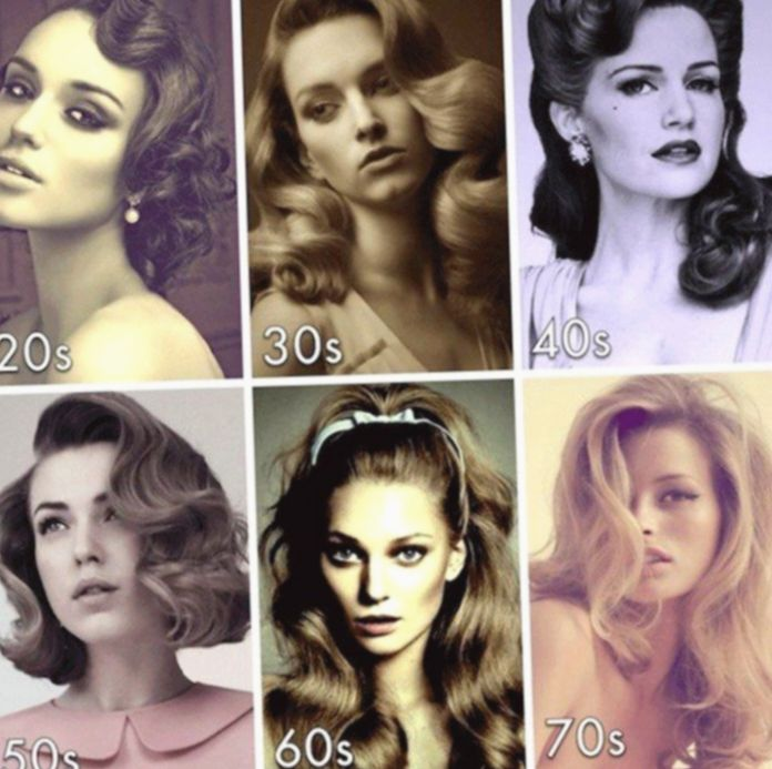20+ Hairstyles Short Vintage 60s