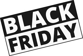 Blog: It's Black Friday And Time To Pick Up A Bargain!
