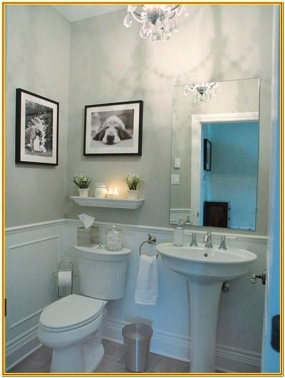 Powder Room Paint Ideas 2019 Ideas Paint Powder Room In 2020 Small Half Bathrooms Powder Room Decor Small Bathroom