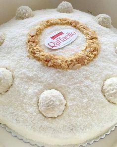 Overheerlijke Raffaello taart   Ramadanrecepten.nl