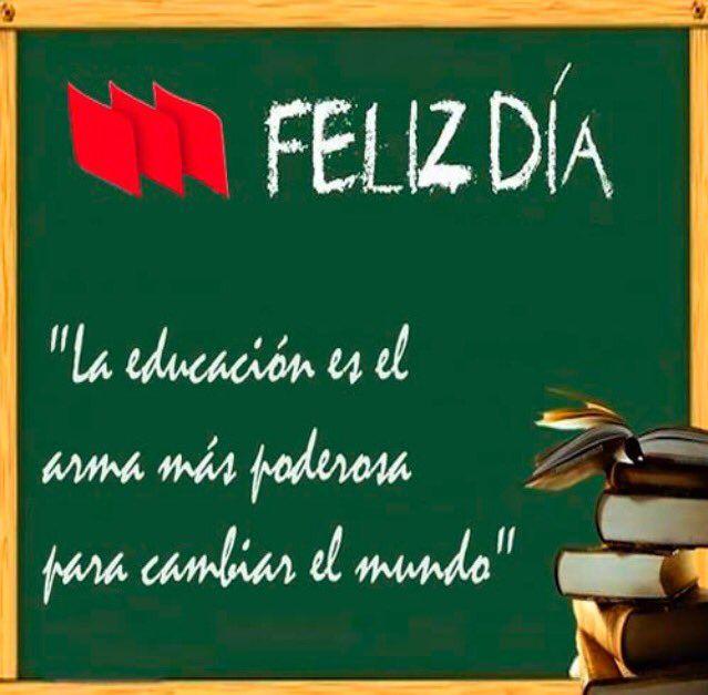 Día del profesor: Los mejores y más emotivos memes dedicados a los maestros  - Guio… en 2020 | Imágenes de feliz día, Feliz dia del maestro, Tarjeta de  feliz día del maestro