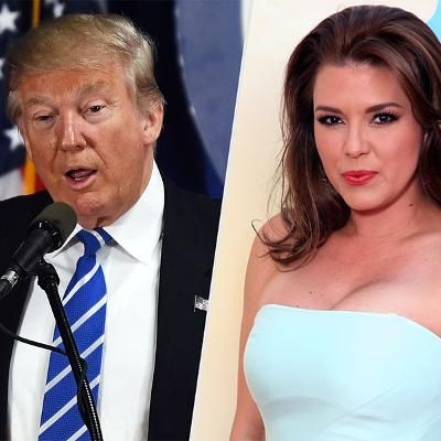 News: Donald Trump's Alicia Machado Problem: Experts Say He Fell into the Trap Hillary Clinton Laid for Him at Debate