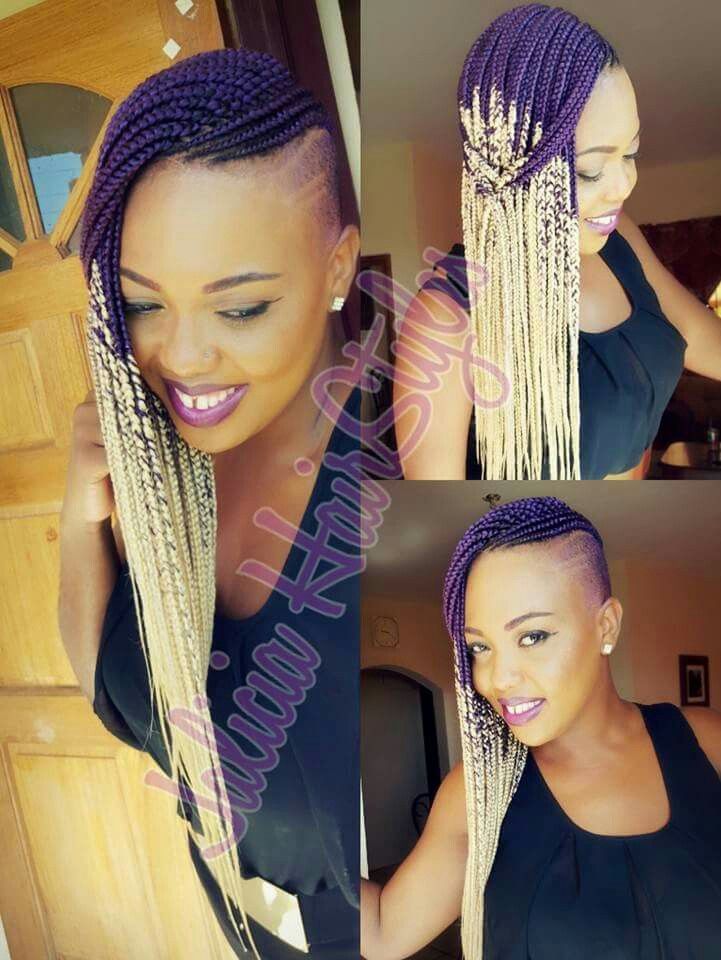 Lemonade Braids Lemonade Braids Hairstyles Braids With