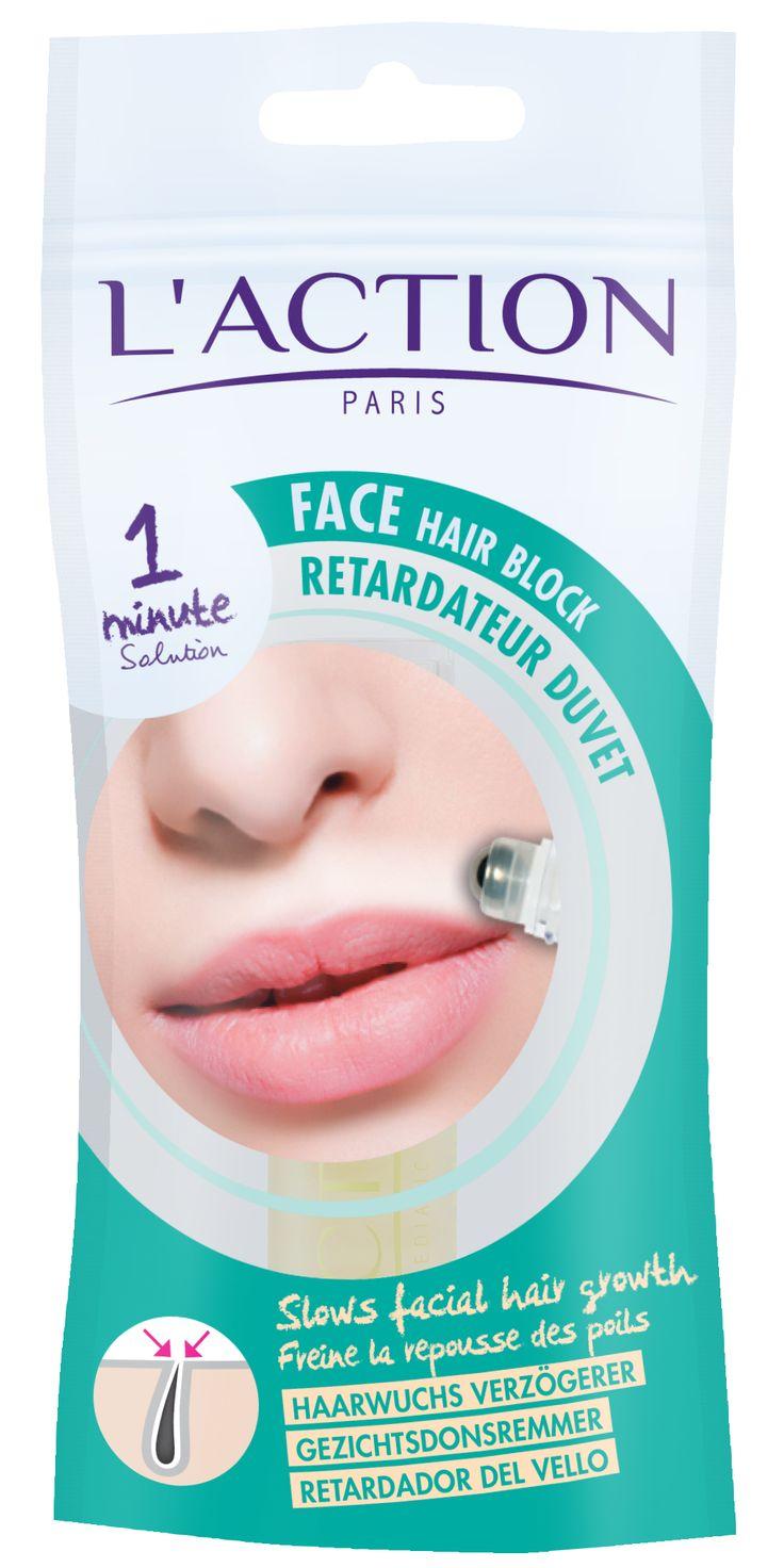 Face Hair Block