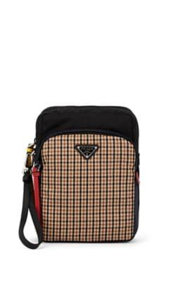 bf3d558aaf14 PRADA CAMERA BAG TRAVEL CASE - BLACK. #prada #bags #shoulder bags ...
