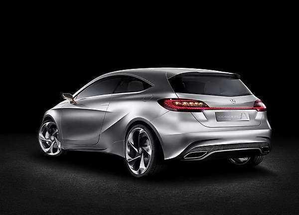 2018-2019 Mercedes A Class — the new compact 2018-2019 Mercedes A-class