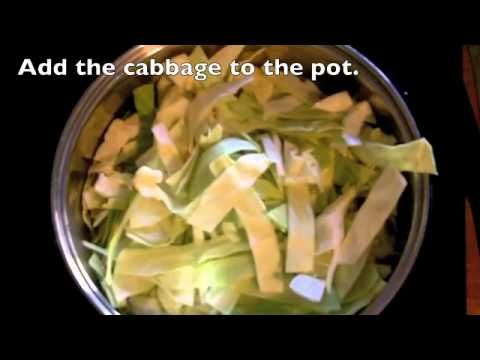 Southern Cabbage Recipe- How To Make | Divas Can Cook
