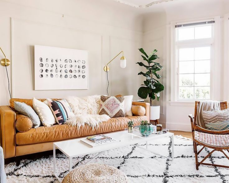 Best 20+ Leather Couch Decorating Ideas On Pinterest