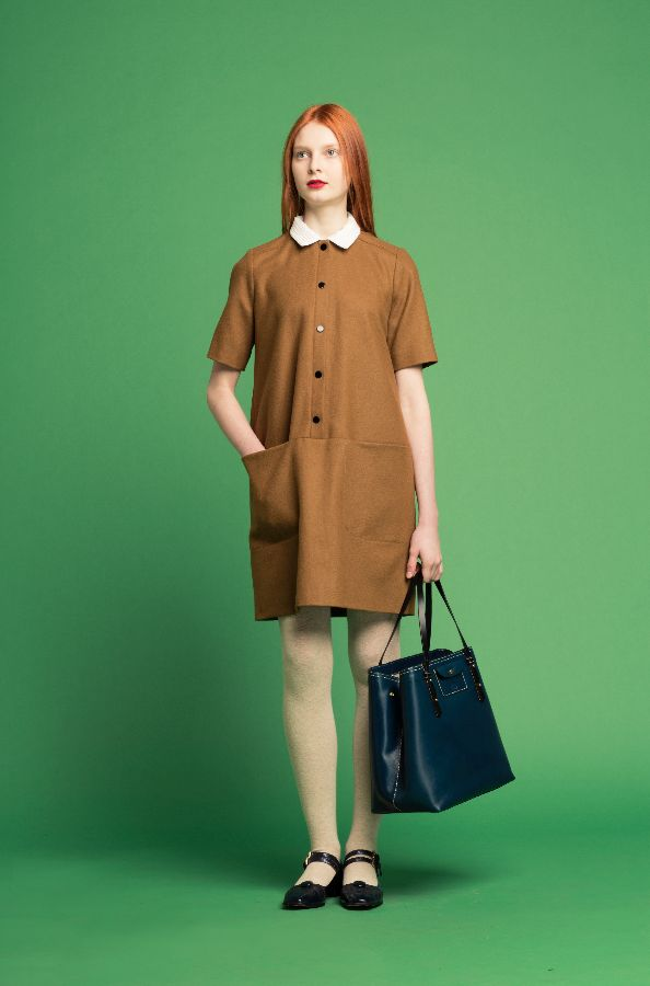 Orla Kiely campaign shoot for AW 15, photography by Olivia Bee