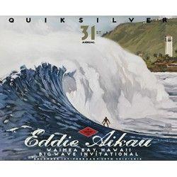 Quiksilver Announced Invitees To Prestigious Eddie Aikau Surfing Competition