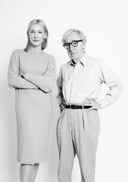 Solo Woody Allen pueden crear este tipo de peliculas #bluejasmine