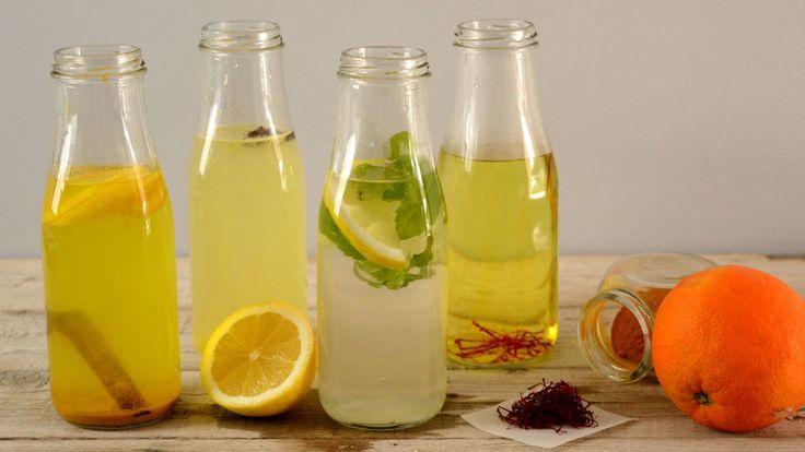 Ζεστό νερό <br> με διάφορες γεύσεις — Paxxi