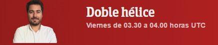 Juanjo Martin de Doble Helice de Radio Exterior, www.rtve.es
