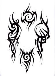 Image result for tribal tattoo designs