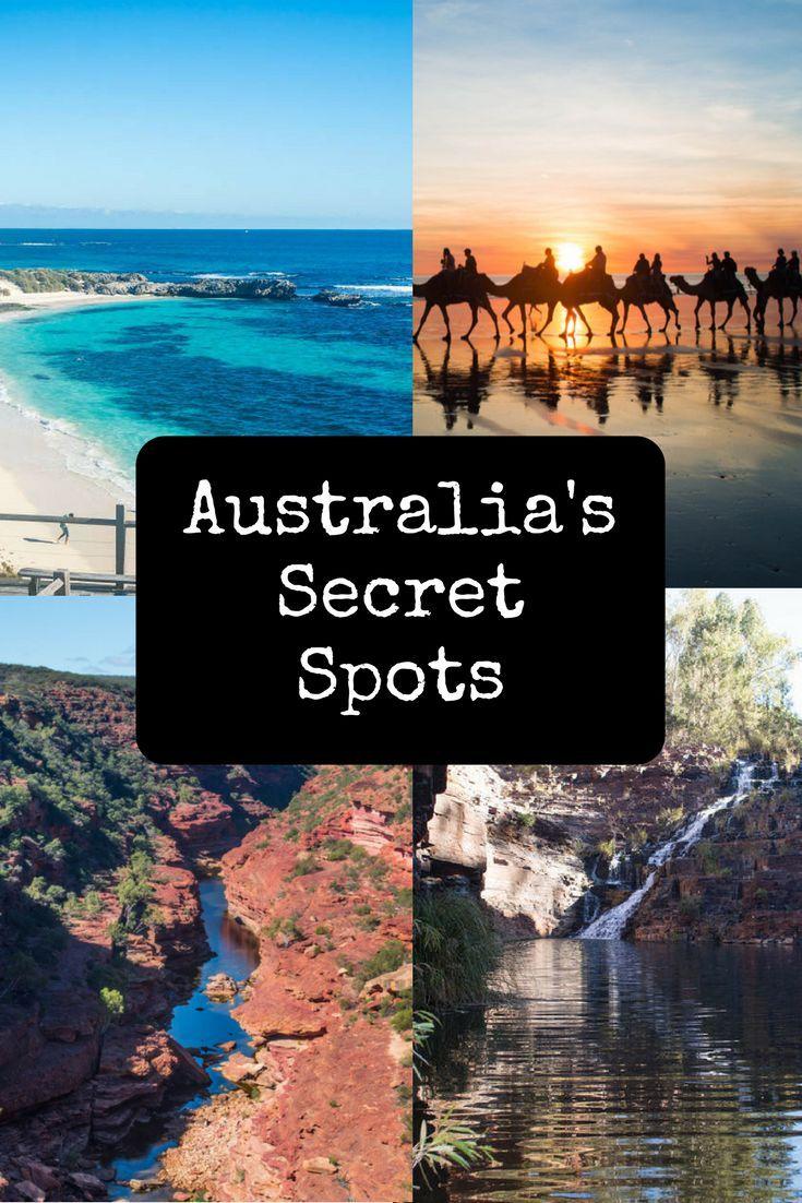 Lesser-known spots in Australia   Hidden gems Australia   Australia destinations   Top spots in Australia   What to see in Australia   Where to go in Australia