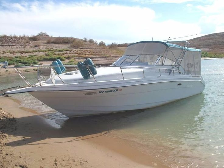 1994 Rinker Fiesta Vee 280/EC Power Boat For Sale - www.yachtworld.com