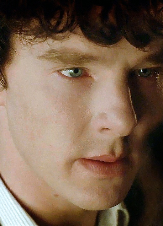 Click on it that'll take you to tumblr and to a world full of Benedict Cumberbatch, oh it's beautiful :)