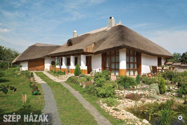 Földből nőtt ház - Szép Házak