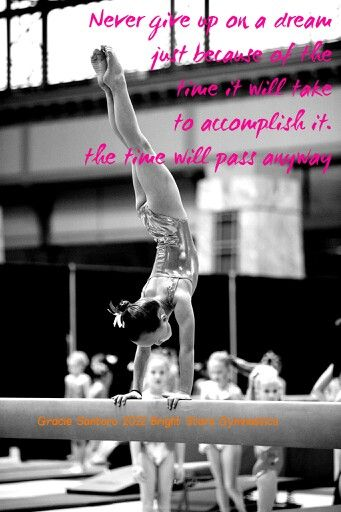 Gymnastics ...this is my Gracie girl! She was only 6 when this picture was taken!! Competing USAG for Bright Stars Gymnastics in NJ