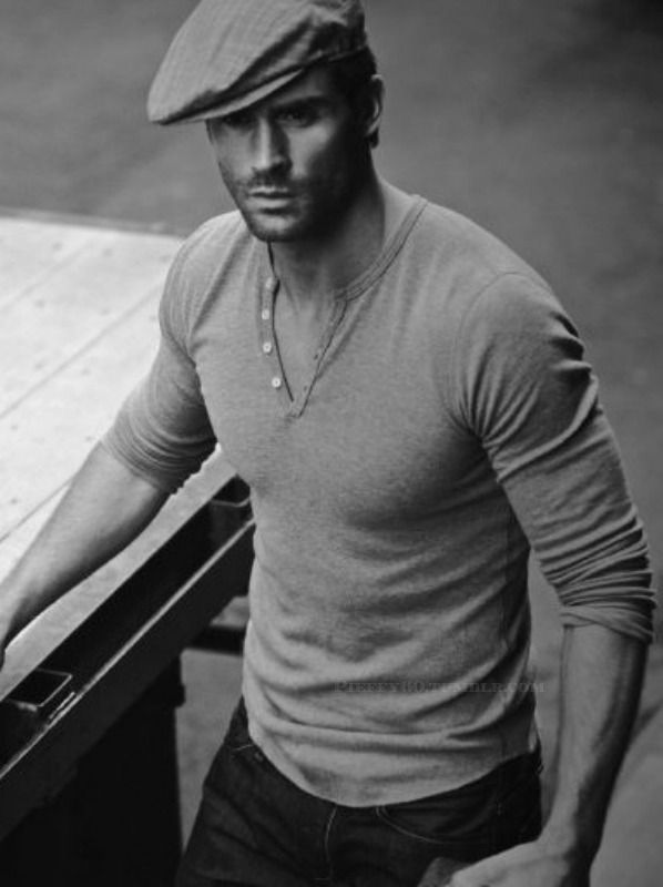 ♂ Masculine and Elegance man's fashion apparel casual grey