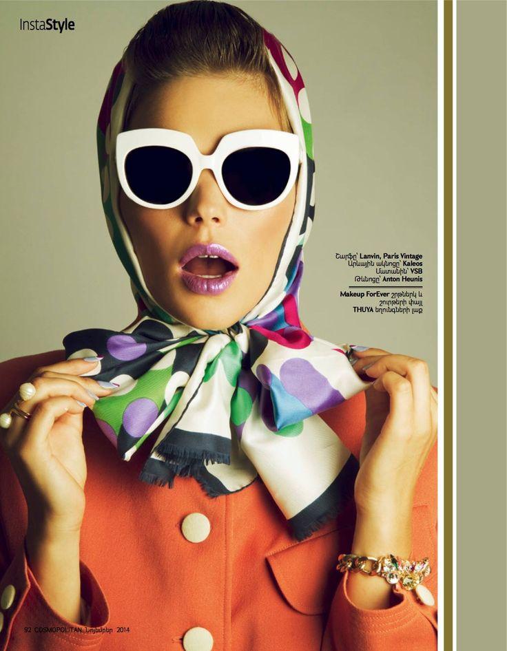 InstaStyle #Kaleos #sunglasses #shades #sunnies #glasses #look #gafas #gafasdesol #fashion #moda #complementos #accessories