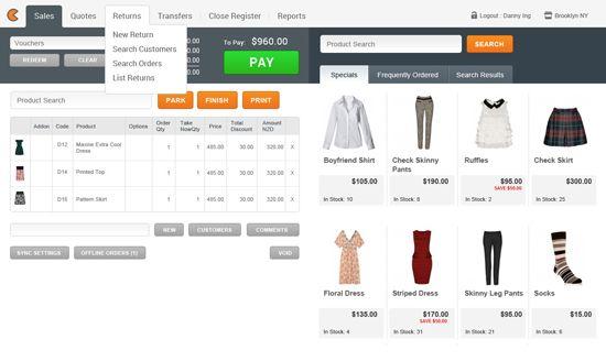 Fashion & Apparel - Industries Cin7