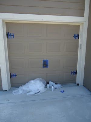 161 Best Garage Door Decorations And Makeover Images On