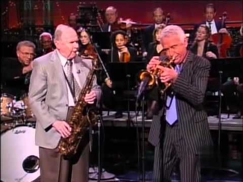 Here's That Rainy Day -  Doc Severinsen &  Tommy Newsome. (This was Johnny Carson's favorite song).