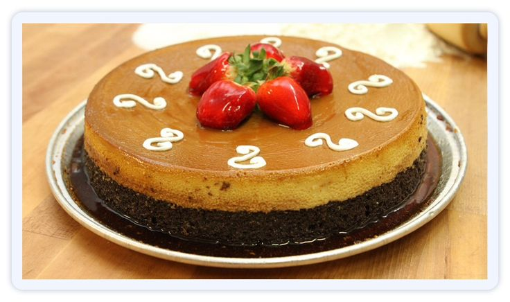 How To Make Chocoflan