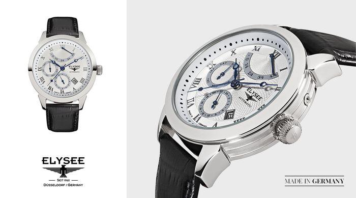 Zegarek Talos Elysee z kolekcji Executive. Sprawdź, gdzie można kupić nasze zegarki: http://bit.ly/Sklepy_Elysee