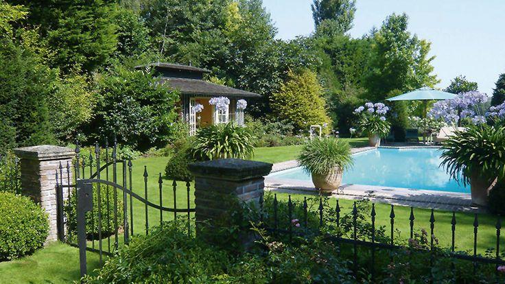 Gartengestaltung lederleitner pools pinterest for Gartengestaltung pinterest