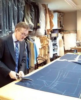 George Brummell Bespoke Tailors London | Savile Row Bespoke Tailoring Serivice