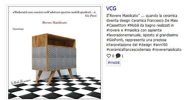 #roveremaiolicato #ceramicafrancescodemaio http://instagify.com/user/vietriceramicgroup/2262021384