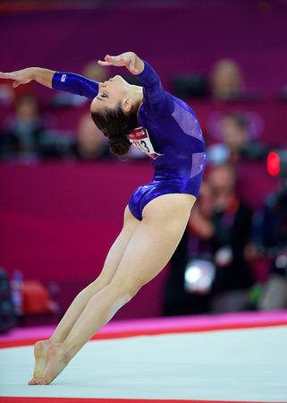 Aly Raisman USA Gymnastics   July 29, 2012 - Olympic Games - Women's Qualifications