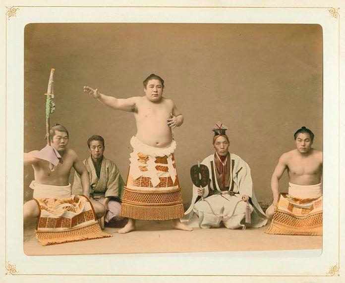 Des centaines de photos du Japon féodal révélées gratuitement
