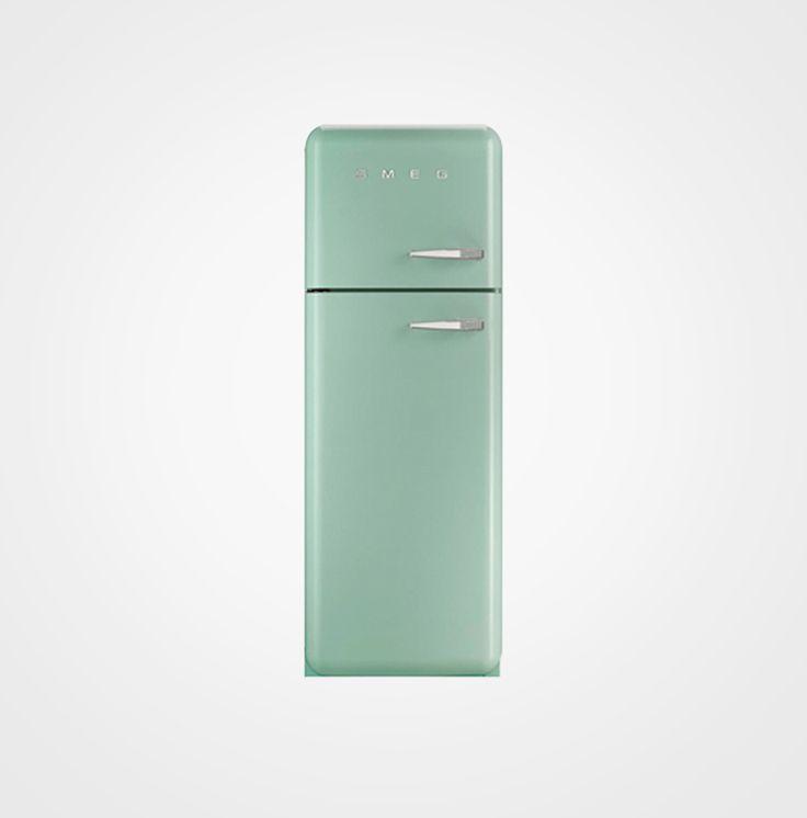 Más de 25 ideas increíbles sobre Refrigerador retro en Pinterest ...