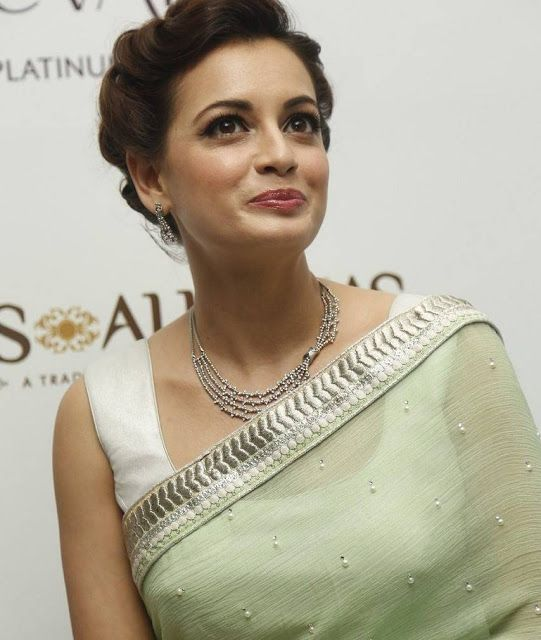 Hot Dia Mirza Latest Photos At Platinum Evara Launch   actress Dia Mirza