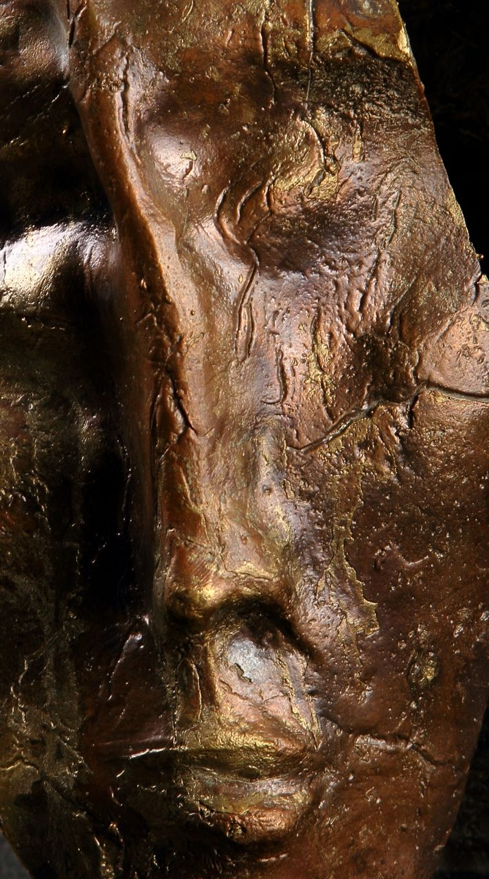 осознание формы, тактильное ощущение скульптуры