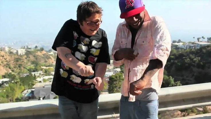 Hoes on my D (Lil B & Andy Milonakis) #actuallyfunny #fun #funny #lol #happy #smile