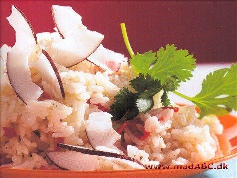 Caribisk ris