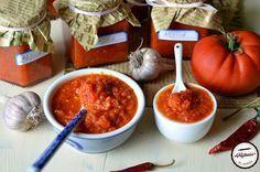 Adjica moldoveneasca- sos pentru iarna