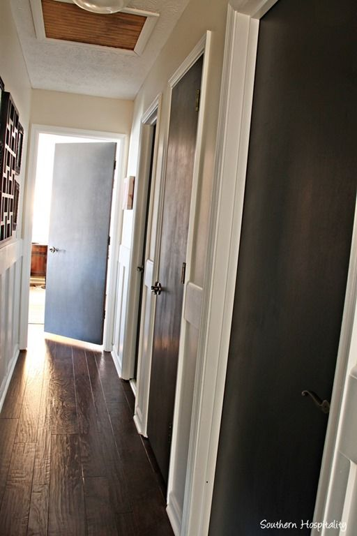 Best Paint Finish For Interior Doors: Best 25+ Brown Interior Doors Ideas On Pinterest